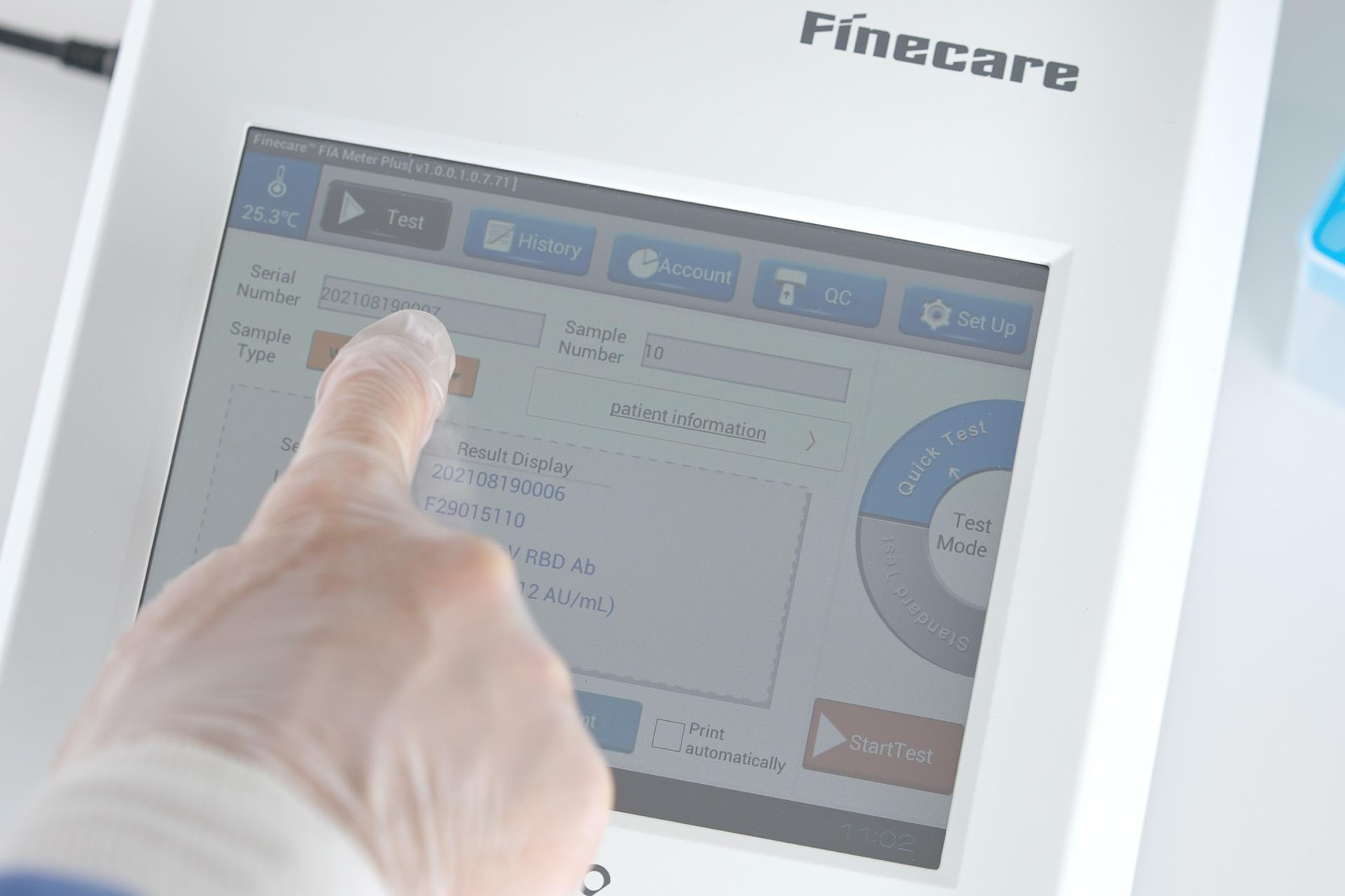 bm Finecare Touchscreen 2.4.1